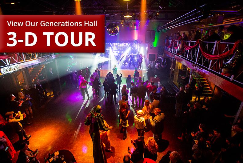 Generations Hall