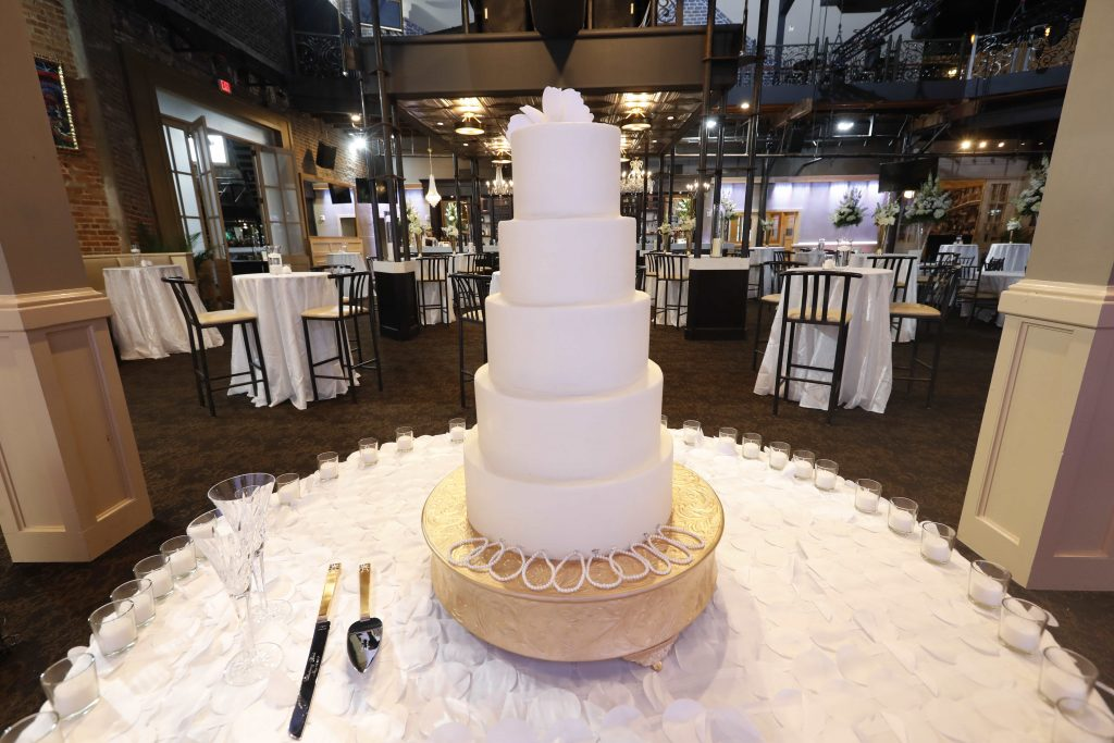 Places For A Wedding Reception In New Orleans Generations Hall