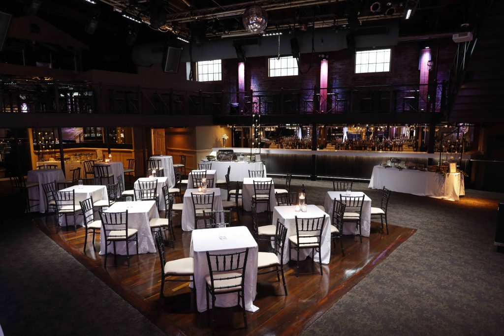Plentiful Amenities Make Generations Hall A Unique Place To Celebrate Your Wedding